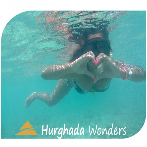 Hurghada snorkelling Trip to Giftun Island | Red Sea Snorkelling day trip by boat from Hurghada